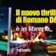 Se la notte ti cerca – Romano De Marco – Intervista in blogtour – Prima tappa