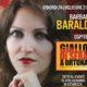 Giallo di sera a Ortona. I grandi ospiti: Barbara Baraldi. La trilogia di Aurora mi ha cambiato moltissimo.